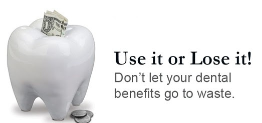 Dental Insurance Benefits Reset at the End of the Year